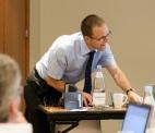 Rob Allen in Workshop
