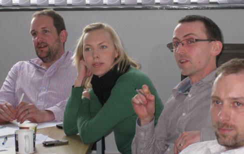netskills group photo